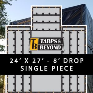 8' Drop Lumber Tarps