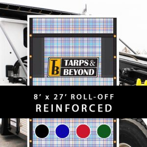 8' x 27' Roll-Off: Reinforced