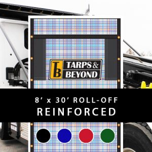 8' x 30' Roll-Off: Reinforced